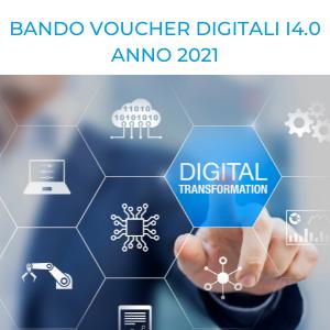 Bando Voucher Digitali I4.0 – anno 2021: invio delle domande dalle ore 15:00 del 29 giugno 2021 alle ore 21:00 del 30 luglio 2021