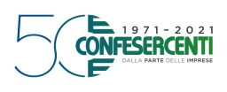 CONFESERCENTI 50th_logo ridimens